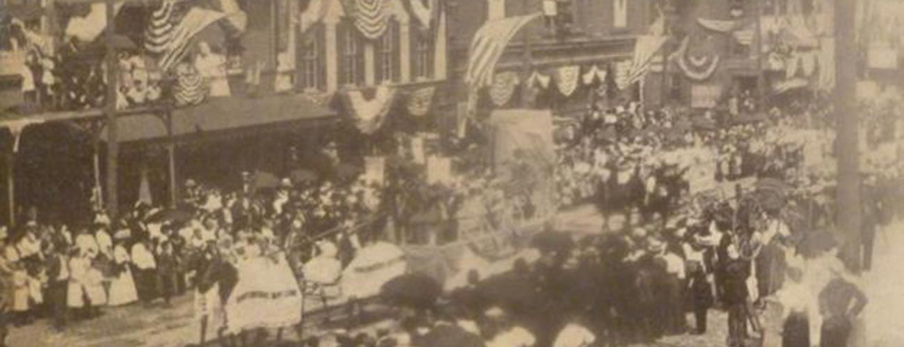 Old-Home-Week---Hazleton---1906