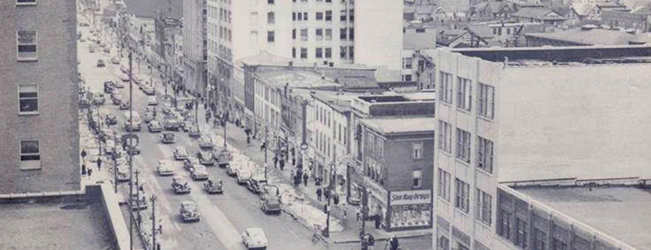 Downtown-Hazleton---1930s