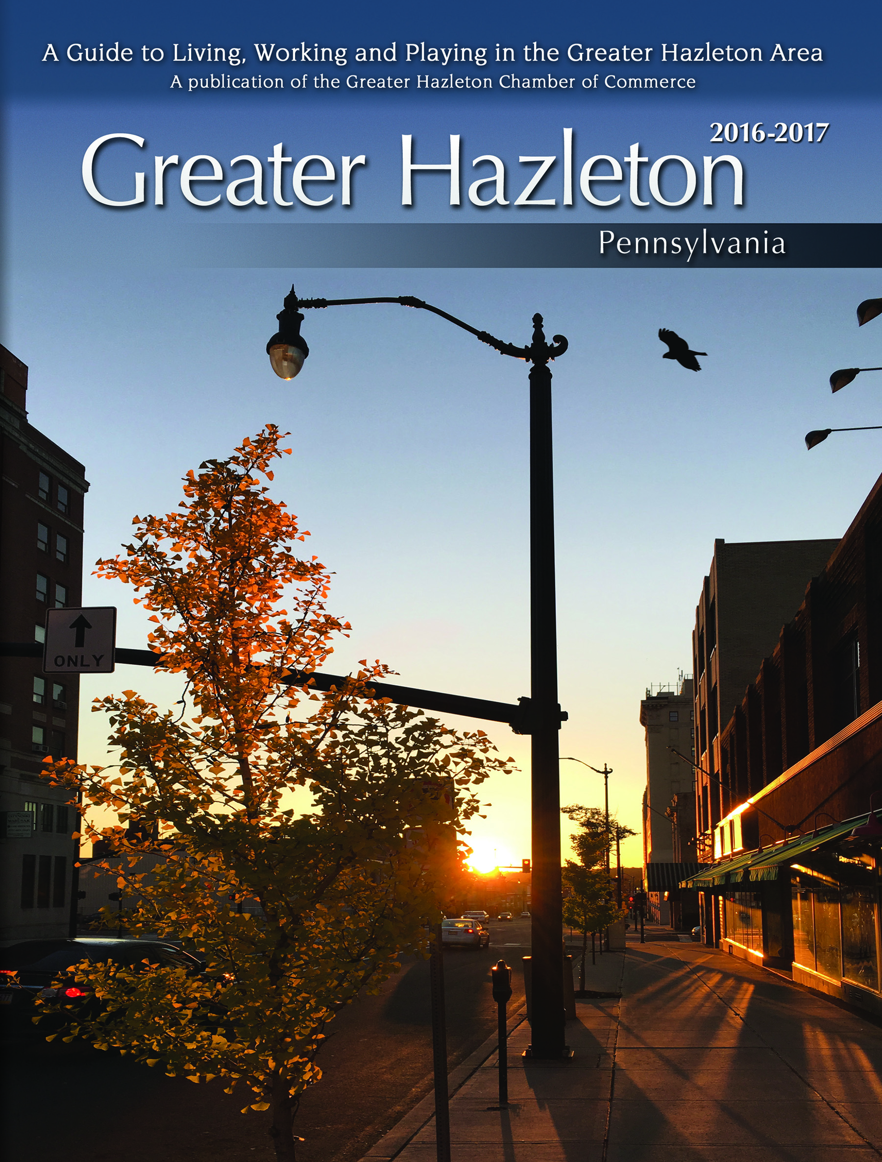 Greater Hazleton Chamber of Commerce Image Book 2016-2017